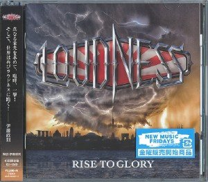 Loudness - Rise To Glory - 8118 (2018) [DVD9]