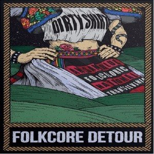 Dirty Shirt - FolkCore DeTour (2018) [DVD5]
