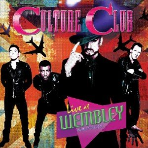 Culture Club - Live at Wembley -  World Tour 2016 (2017) [Blu-ray]