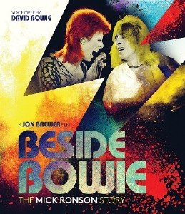 Beside Bowie - The Mick Ronson Story (2017) [Blu-ray]