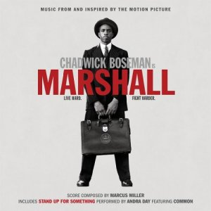 Marcus Miller - Marshall (Original Motion Picture Soundtrack) (2017) [Hi-Res]