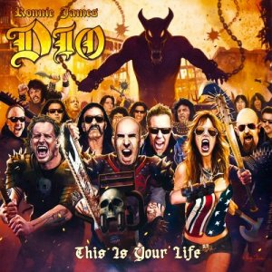 VA - Ronnie James Dio - This Is Your Life [2 LP] (2014)