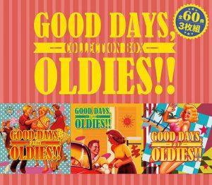 VA - Good Days, Oldies!! [3CD Box Set] (2017)