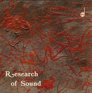 Puccio Roelens - Research Of Sound 1976 [Remastered Limited Edition] (2015)