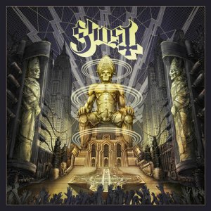 Ghost - Ceremony And Devotion (2CD) (2018)