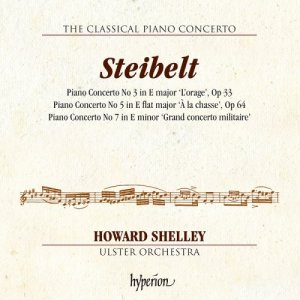 Howard Shelley, Ulster Orchestra - Steibelt: Piano Concertos Nos. 3, 5 & 7 (2016) [HDTracks]