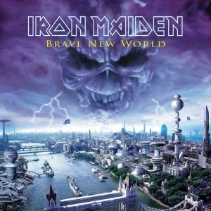Iron Maiden - Brave New World [2 LP] (2013)