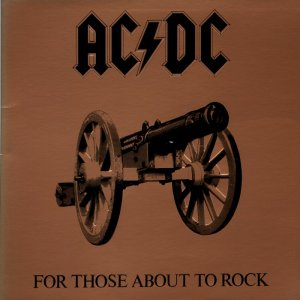 AC/DC - For Those About To Rock [LP] (1981)
