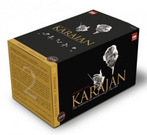Herbert von Karajan - The Complete EMI Recordings 1946-1984, Vol.2: Opera & Vocal (72 CDs, 2008)