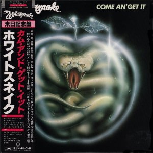 Whitesnake - Come An' Get It [Japan LP] (1981) » Lossless ...