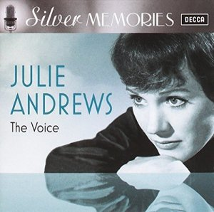 Julie Andrews - Silver Memories: Julie Andrews - The Voice [2CD Set] (2016)