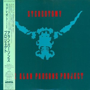 The Alan Parsons Project - Stereotomy [Japan LP] (1985)