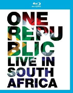 OneRepublic - Live in South Africa (2018) [Blu-ray]