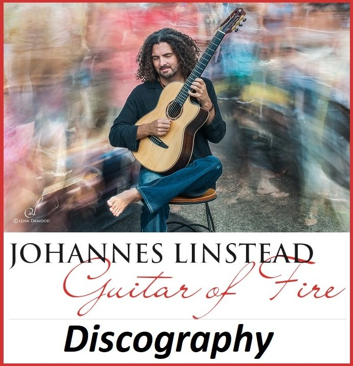 Johannes Linstead - Full CD Discography (1999-2017