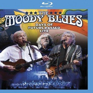 The Moody Blues - Days of Future Passed Live (2018) [Blu-ray]