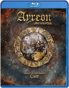 Ayreon - Universe - The Best of Ayreon Live (2018) [Blu-ray]