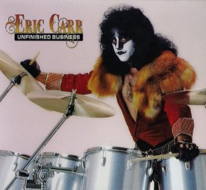 Eric Carr - Unfinished Business (2011)