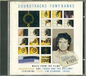 Tony Banks (ex-Genesis) - Collection: 8 albums (1979-2018)