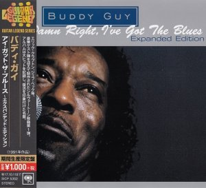 Buddy Guy - Damn Right, I've Got the Blues [Japan Expanded Edition] (2017)