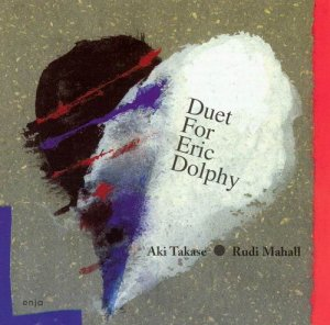 Aki Takase, Rudi Mahall - Duet For Eric Dolphy (1997)