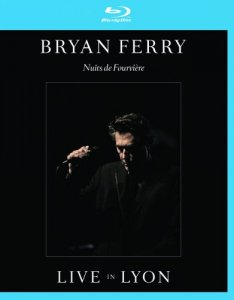 Bryan Ferry - Nuits de Fourviere - Live in Lyon (2013) [Blu-Ray 1080i]