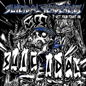 Suicidal Tendencies - Get Your Fight On (EP) (2018)