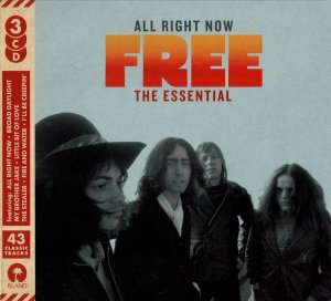 Free - All Right Now: The Essential (2018)