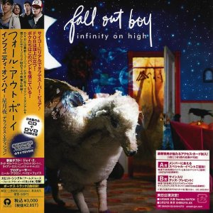 Fall Out Boy - Infinity On High (Japan Edition) (2007)