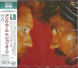 Daryl Hall & John Oates - H2O 1982 [Japanese Remastered Edition] (2013)
