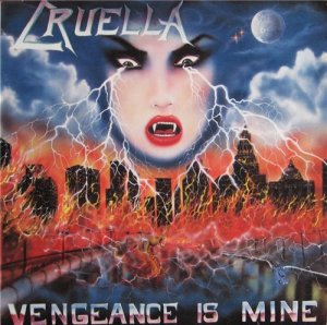 Cruella - Vengeance Is Mine (1989)