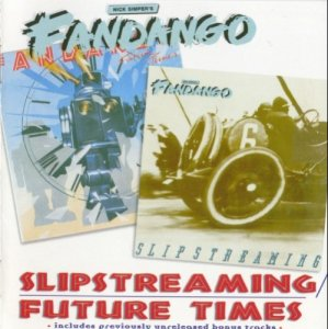 Nick Simper's Fandango - Slipstreaming / Future Times (1979-80) [Remastered, 2001] 2CD
