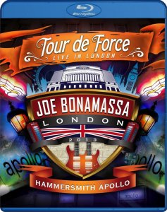 Joe Bonamassa Tour De Force: Live In London (Hammersmith Apollo) (2013) [BDRip 720p]