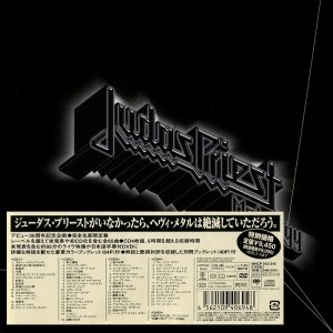 Judas Priest - Metalogy [Japan 4CD BoxSet] (2004)