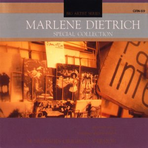 Marlene Dietrich - Special Collection [Japanese Edition] (1992)