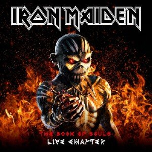 Iron Maiden - The Book Of Souls: The Live Chapter (2017)