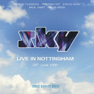 Sky - Live in Nottingham 1990 (2018) [DVD5]