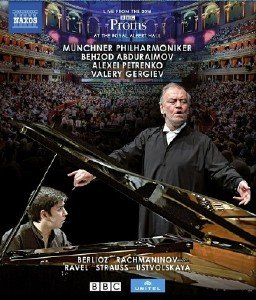 Munchner Philharmoniker - Live from the 2016 BBC Proms at the Royal Albert Hall  (2018) [Blu-ray]