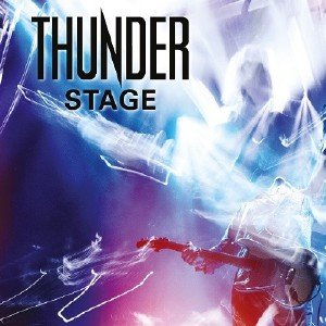 Thunder - Stage (2018) [Blu-ray]