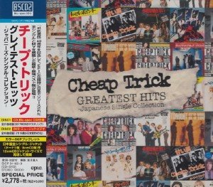 Cheap Trick - Greatest Hits - Japanese Single Collection [DVD5] (2018)