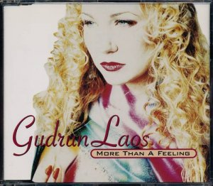 Gudrun Laos - More Than A Feeling (1994) [CDS]