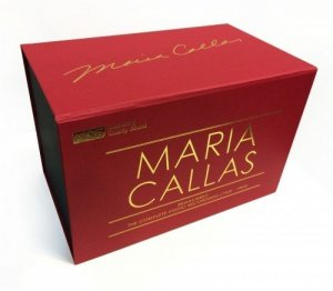Maria Callas - The Complete Studio Recordings 1949-1969 [Remastered Edition, 70 CDs, 2014] [24bit/96kHz]