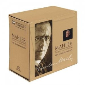 Michael Tilson Thomas, San Francisco Symphony - The Mahler Project [17 CD Box Set] (2010) [24bit/96kHz]
