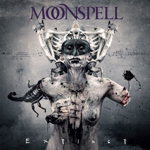 Moonspell - Extinct [Deluxe Edition] (2015) [HDTracks]