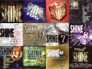 VA - Shine Collection [Series of Britpop/Indie Compilation Albums from the mid-1990s] (1995-1998)