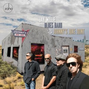 Jay Willie Blues Band - Johnny's Juke Joint (2015)