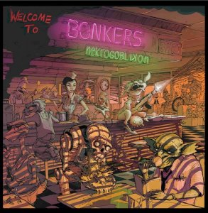 Nekrogoblikon - Welcome to Bonkers (2018) (HDtracks)