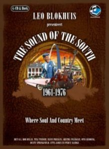 VA - Leo Blokhuis Presents: The Sound of the South - Where Soul & Country Meet [4CD Box Set] (2011)