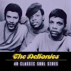 The Delfonics - 40 Classic Soul Sides [2CD Remastered Set] (2016)
