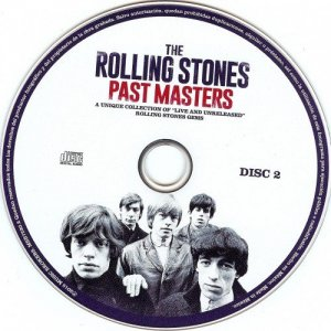 The Rolling Stones - Past Masters (2016)