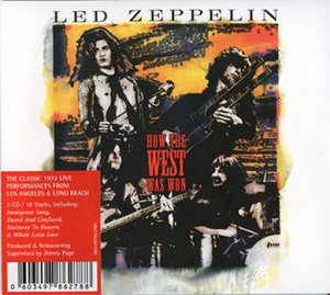 Led Zeppelin – How The West Was Won (Remaster 2018)